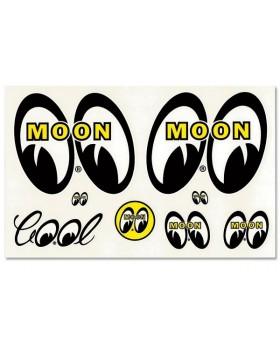 MOON™ Оригинальный стикерпак