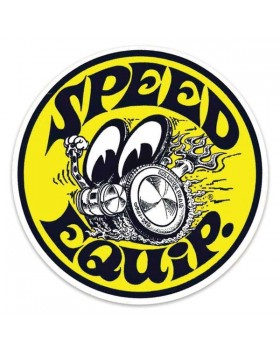 MOON ™ Стикер Speed Equip.