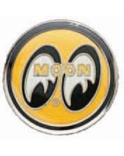 MOONEYES ™ пин желтый лого