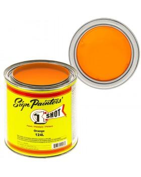 1-Shot ®️ Краска цвет 124 Orange