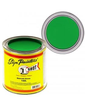 1-Shot ®️ Краска цвет 142 Emerald Green