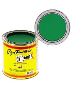 1-Shot ®️ Краска цвет 143 Process Green