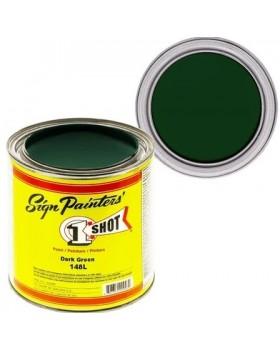 1-Shot ®️ Краска цвет 148 Dark Green