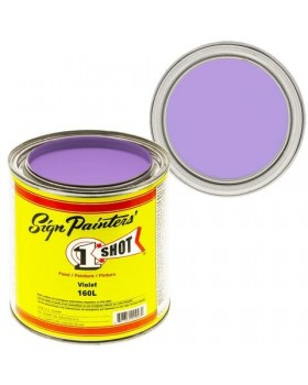 1-Shot ®️ Краска цвет 160 Violet