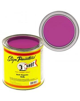 1-Shot ®️ Краска цвет 164 Dark Magenta