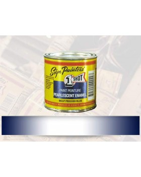 1-Shot ®️ Краска цвет 953 PEARL Process Blue
