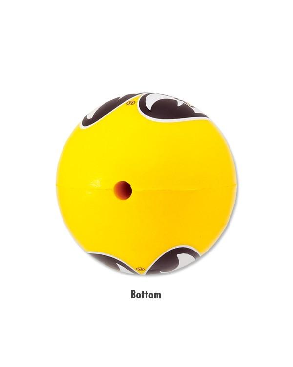 Желтый MOON ™ Antenna Ball