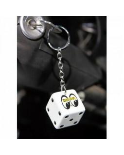 MOON ™ брелок Dice Key Ring