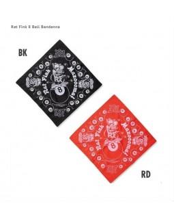 Бандана Rat Fink®️ 8 Ball