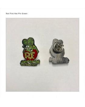 RAT FINK®️ Пин зеленый