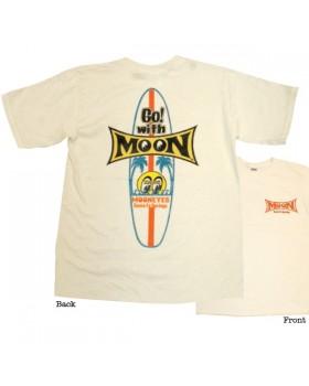 Детская футболка MOON ™ Kids Surfboard