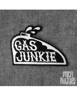 Патч Нашивка Gas Junkie