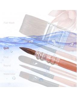 Кисть WaterLily® Quill