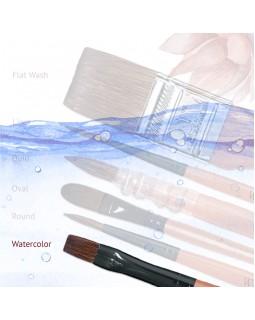 Кисть WaterLily® WaterColor