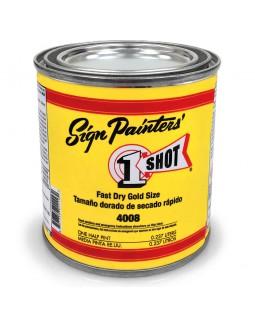 1-Shot®️ Клей для потали(Fast Dry Gold Size) 4008
