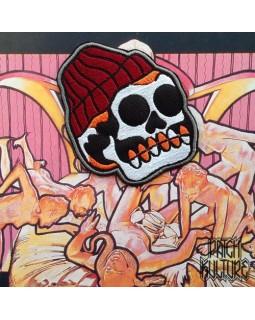 Патч Нашивка Skull