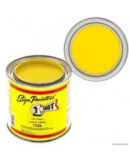 1-Shot ®️ Краска цвет 132 Lemon Yellow