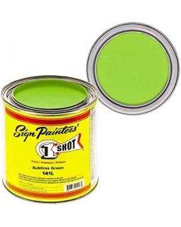 1-Shot ®️ Краска цвет 141 Sublime Green