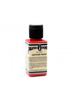 Краска Alpha 6 Leather Paint – Red