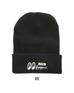 Шапка  MOON™ Equip. Embroidered Long Beanie Hat