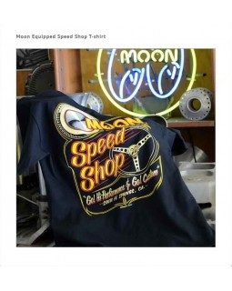 Футболка MOON Equipped ™  Speed Shop