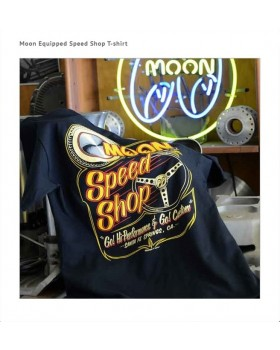 Футболка MOON Equipped ™  Speed Shop