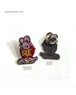 RAT FINK®️ Пин розовый