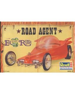 """Модель 1:25 для сборки """"Ed Big Daddy Roth""""®️ Road Agent (1997)"""