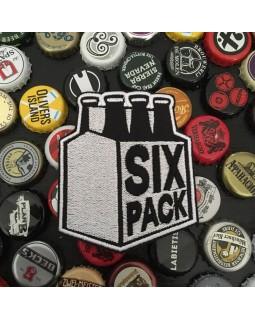 Патч Нашивка Six Pack
