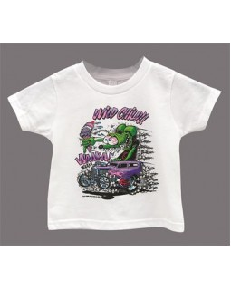 Футболка Rat Fink®️ WILD CHILD Kids