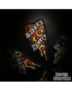 Патч Нашивка Pizza Killer
