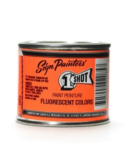 1-Shot ®️ Краска Fluorescent Colors