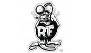 Стикеры и патчи RAT FINK®️ (0)